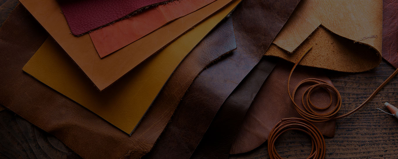 Bridle and Saddle Leathers